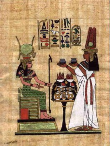 Egyptian_Papyrus_Drawing