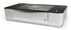 Glowforge 3D laser printer model