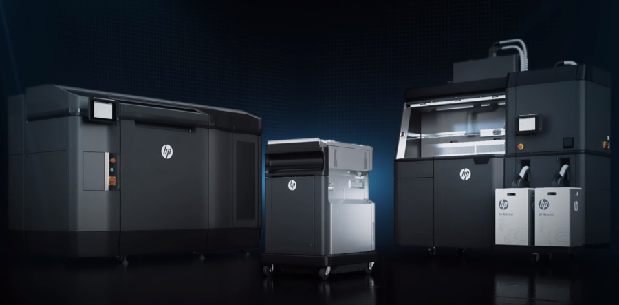 HP Jet Fusion 3D printer-970-80
