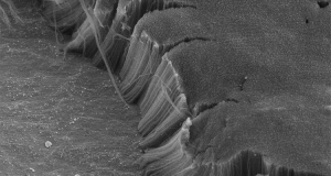 Vantablack nanotubos