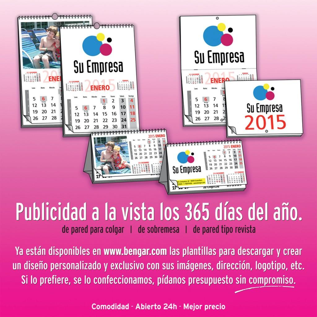 promo calendaris ESP 2015