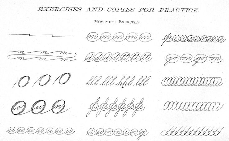 Calligraphy archivos bienvenidos al blog de bengar - Como mejorar la caligrafia ...