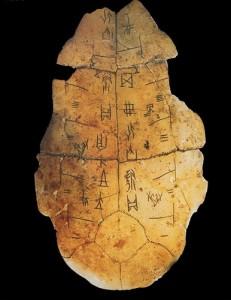escritura huesos tortuga
