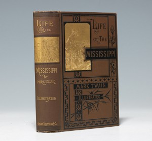 life on the mississippi first book