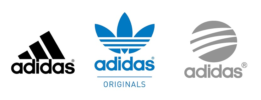 logos adidas