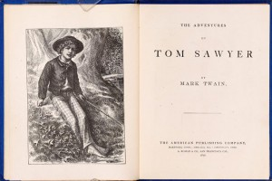the adventures of tom sawyer book 2